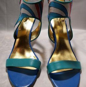 Nine West Multi-color Heels